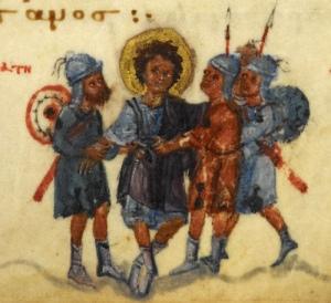 David and Philistines