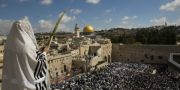 Temple Mount Prayers